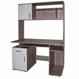 Компьютерные и письменные столы - Стол компьютерный Дебют-2 бесплатная доставка, 0