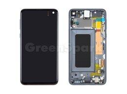 Дисплеи и тачскрины - Дисплей для Samsung G970F Galaxy S10e + тачскрин…, 0
