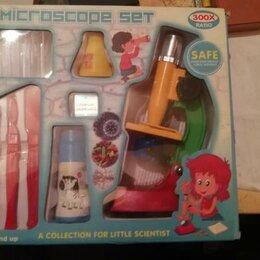 Детские микроскопы и телескопы - Детский микроскоп., 0