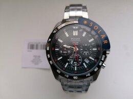 Наручные часы - Часы мужские Pulsar (Seiko) solar, 0