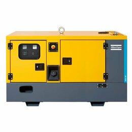 Электрогенераторы - Дизельный генератор Atlas Copco QES 40, 0