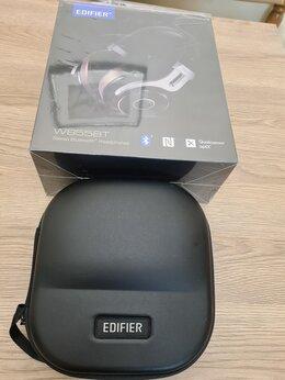 Наушники и Bluetooth-гарнитуры - Беспроводные наушники Edifier W855BT новые, 0