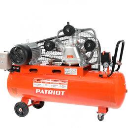 Воздушные компрессоры - Компрессор patriot PTR100/670, 0