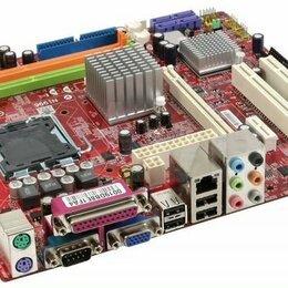 Материнские платы - Материнская плата MSI 945GCM5-F LGA775 DDR2, 0