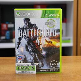 Игры для приставок и ПК - Battlefield 4 - Xbox 360 Б.У (Обмен), 0