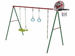Игровые и спортивные комплексы и горки - Детский игровой комплекс Стрекоза, 0