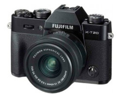 Фотоаппараты - Фотоаппарат Fujifilm X-T20 Kit 15-45mm, 0