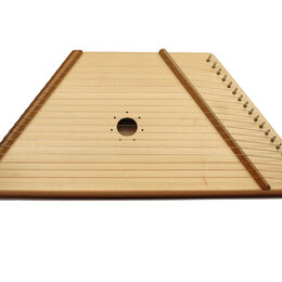 Щипковые инструменты - Гусли «Баюн» 19 струн, 0