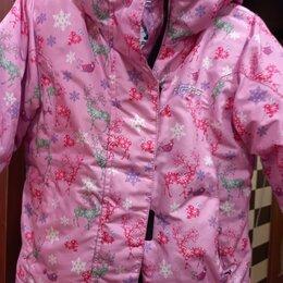 Комплекты верхней одежды - Комплект демисезондля девочки размер 92 в отличном состоянии, 0