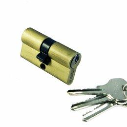 Другие тренажеры - Цилиндр ключевой 60С АВ 60мм Morelli, 0