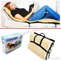 Массажные матрасы и подушки - Массажный коврик c ворсом MK-069, 0