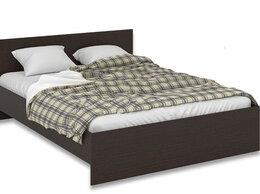 Кровати - Кровать Ронда 160*200см венге +матрас, 0