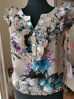 Блузки и кофточки - Блуза из шифона, 0