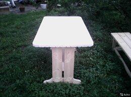 Столы и столики - столы деревянные, 0