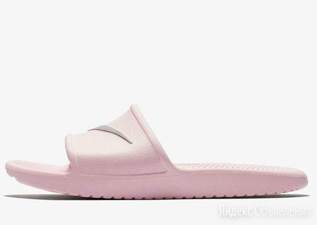 Шлепанцы NIKE WoKawa Shower pink/grey ж. по цене 1268₽ - Брюки, фото 0