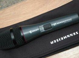 Микрофоны - конденсаторный микрофон sennheizer, 0
