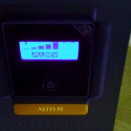 Источники бесперебойного питания, сетевые фильтры - ИБП Socomec NPE -1000-LCD, 0
