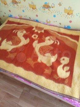 Покрывала, подушки, одеяла - Детское шерстяное одеяло 100*140, 0
