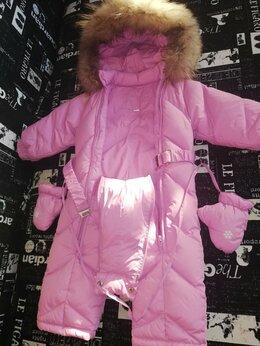 Комбинезоны - Продам детский зимний комбенизон на девочку,…, 0