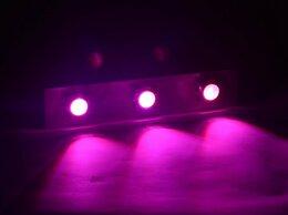 Аксессуары и средства для ухода за растениями - Тепличный фито светильник с мощными линзованными…, 0