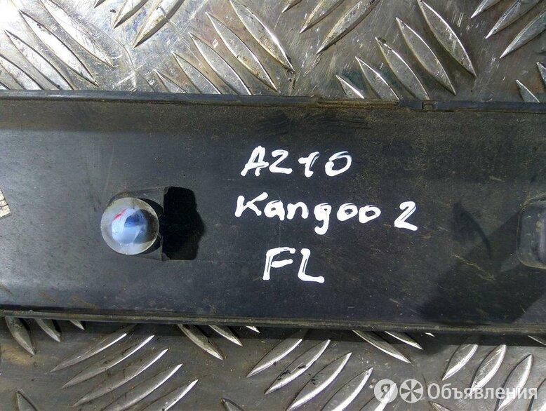 Накладка двери передней левой  РЕНО Kangoo 2 по цене 750₽ - Кузовные запчасти , фото 0