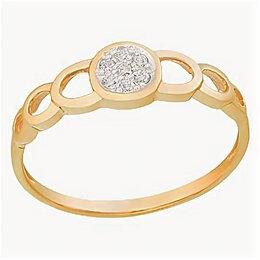 Кольца и перстни - Кольцо (размер: 18,5), 0