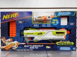 Игрушечное оружие и бластеры - Nerf Modulus Hasdro , 0