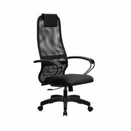 Компьютерные кресла - Офисное кресло Metta BP-8 сетка - компьютерное для офиса, 0