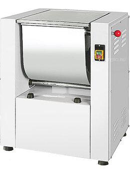 Тестомесильные и тестораскаточные машины - Тестомесильная машина Kocateq HS HWH25, 0