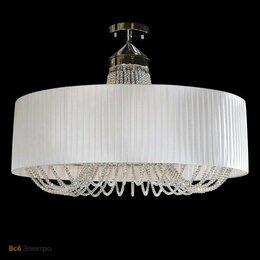 Люстры и потолочные светильники - Потолочная люстра Newport 1408/S white, 0