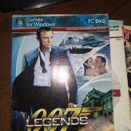 Игры для приставок и ПК -  LEGENDS 007 , 0