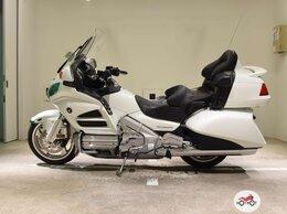 Электромобили - Мотоцикл HONDA GL 1800 2011, БЕЛЫЙ пробег 16657, 0