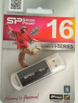 USB Flash drive - .Флешка USB SILICON POWER Ultima II-I Series 16GB, 0