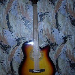 Акустические и классические гитары - Акустическая гитара Foix FFG-1039SB, 0