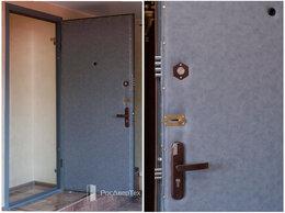 Входные двери - Входная дверь металлическая от завода под размер, 0