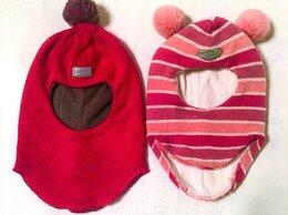 Головные уборы - Шапки-шлемы на девочку демисезон/зима 42-44,44-46, 0