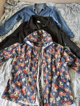 Куртки - Куртки большого размера, 0