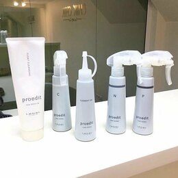 Маски и сыворотки - LebeL Proedit Счастье для волос (4 компонента)…, 0