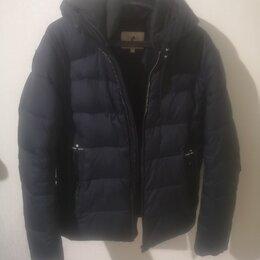 Куртки - Куртка мужская зимняя утепленная, 0