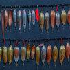 Блесна для ловли лососёвых пород рыб на реках Бурная, Поной, Варзуга, Умба по цене 100₽ - Приманки и мормышки, фото 3