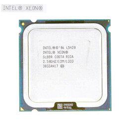 Процессоры (CPU) - Intel xeon L5420 lga775 4 ядра до 3ггц, 0