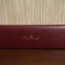 Шкатулки для часов - Футляр, коробка фирменная для часов Romanoff, 0