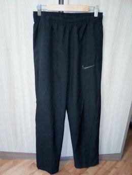 Брюки - Брюки Nike женские (оригинал, размер S), 0