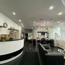 Сфера услуг - Салон красоты 130 кв.м. с 5 кабинетами, 0