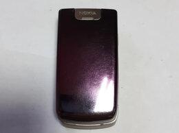 Мобильные телефоны - Nokia 6600 Fold Black Metal BlackCherry, 0