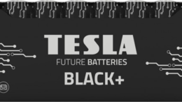 Батарейки - Батарейки Tesla AA BLACK+ 10 MULTIPACK (LR06 / SHR, 0