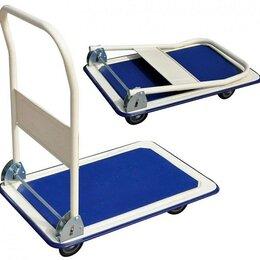 Тележки и тачки - Платформенная тележка PH-150, 0