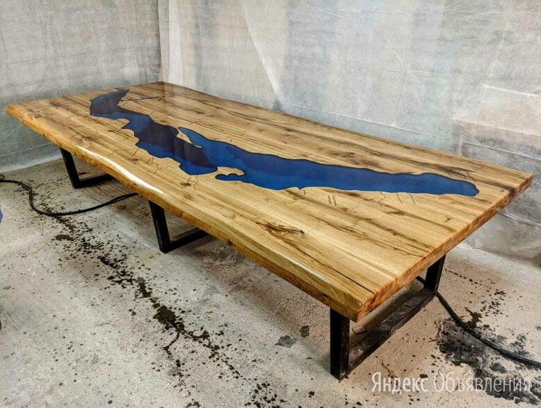 Стол для переговоров, Байкал по цене 350000₽ - Столы и столики, фото 0