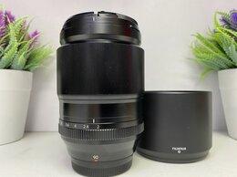 Объективы - Fujifilm XF 90mm f/2 R LM WR идеал (гарантия) 3626, 0