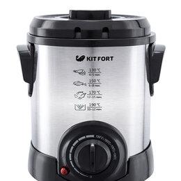 Фритюрницы - Фритюрница Kitfort KT-2009, 0